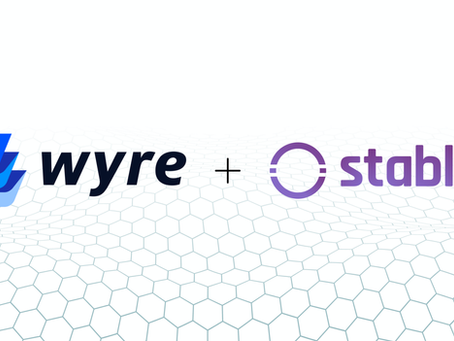 Wyre will support USDS across our API and Checkout products