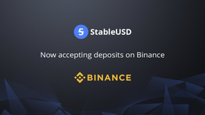 StableUSD (USDS) is the Newest Stablecoin to Join Binance's Stablecoin Market