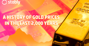 A History Of Gold Prices In The Last 2,000 Years