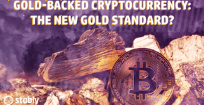 Gold-Backed Cryptocurrency: The New Gold Standard?