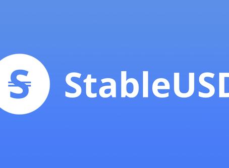 StableUSD Mainnet Launch