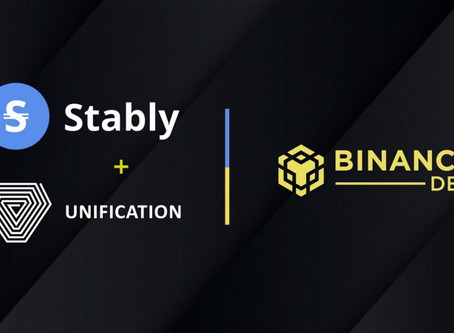 Stably Lists USDSB for Trading with UND on Binance DEX