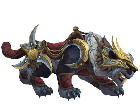 7th Legion Metals and Mount Earning