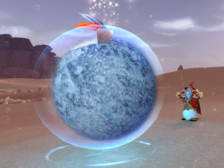 Secret Fish Goggles and The Hyper-Compressed Ocean Toy