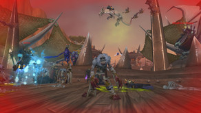 Shadowlands Scourge Event