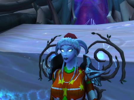 Getting Shadowlands Holiday Hats