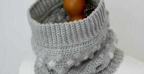 E'Claire Makery Blog Hop   Limited Offer - Nessa Cowl