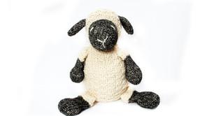 New Pattern Release | Knitted Little Ewe