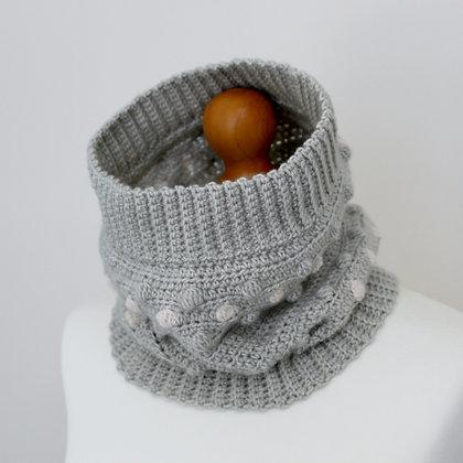 Crochet Pattern | Nessa Cowl US Version