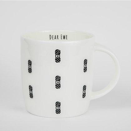 Yarn lover pattern maker mug