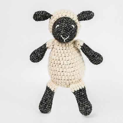 Crochet Pattern Sheep Little Ewe Amigurumi UK Version
