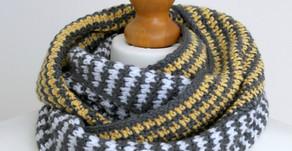 New Crochet Pattern Release | Come Bye Cowl