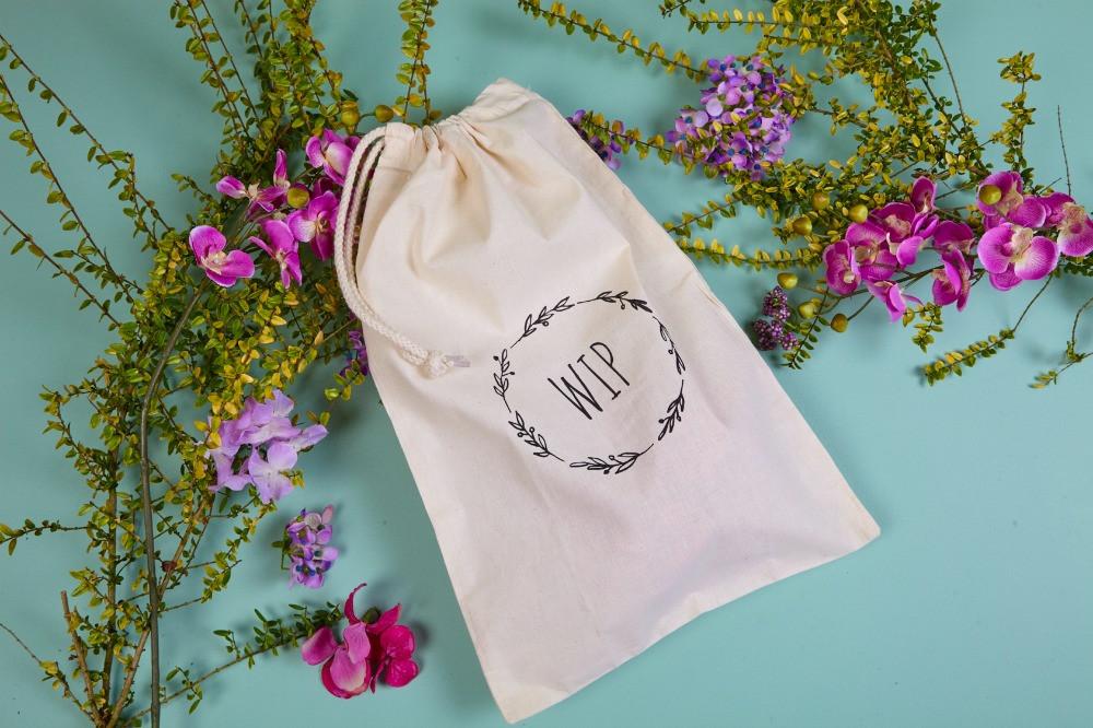 Learn to Crochet Box - Crochet Project Bag