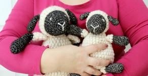 New Crochet Pattern Release   Mama Ewe Amigurumi