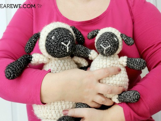 New Crochet Pattern Release | Mama Ewe Amigurumi
