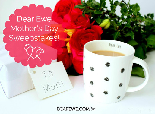 Dear Ewe Mothers Day Sweepstakes!