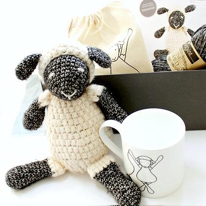 Gift Box | Little Ewe Kit and Mug Set