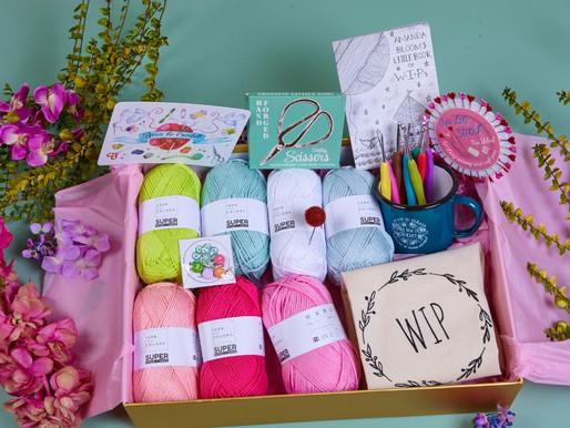 Little Box of Crochet |  Learn to Crochet! The Beginner's Box