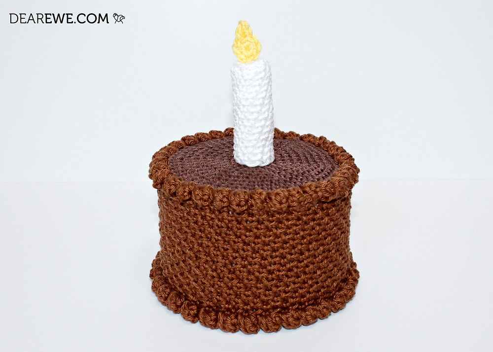 Free Crochet Food Patterns ⋆ Crochet Kingdom (70 free crochet ... | 714x1000