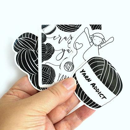 Stationery | Yarn Lovers Sticker Pack