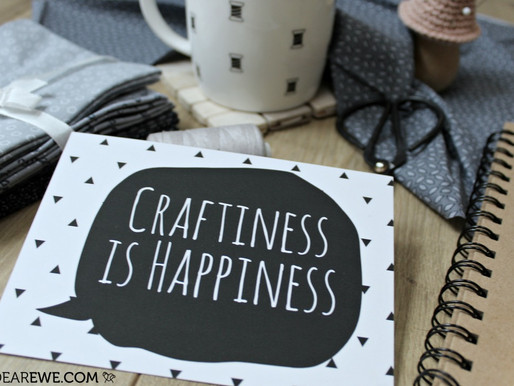 Why handmade gifts give meaning...even if they are last minute!