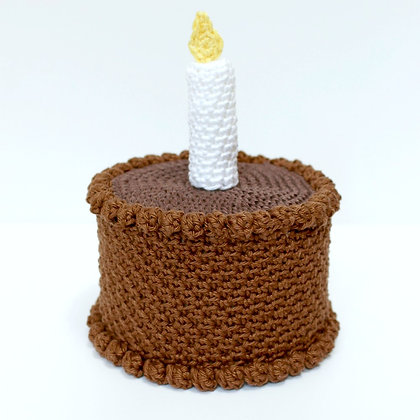 Crochet Pattern | Cake for Ewe UK Version