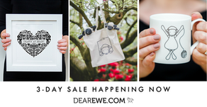 May Bank Holiday Flash Sale now on!