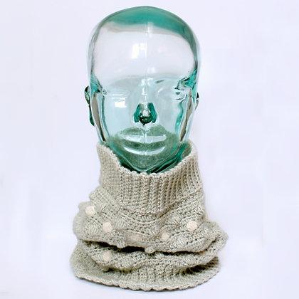 Crochet Pattern | Nessa Cowl UK Version