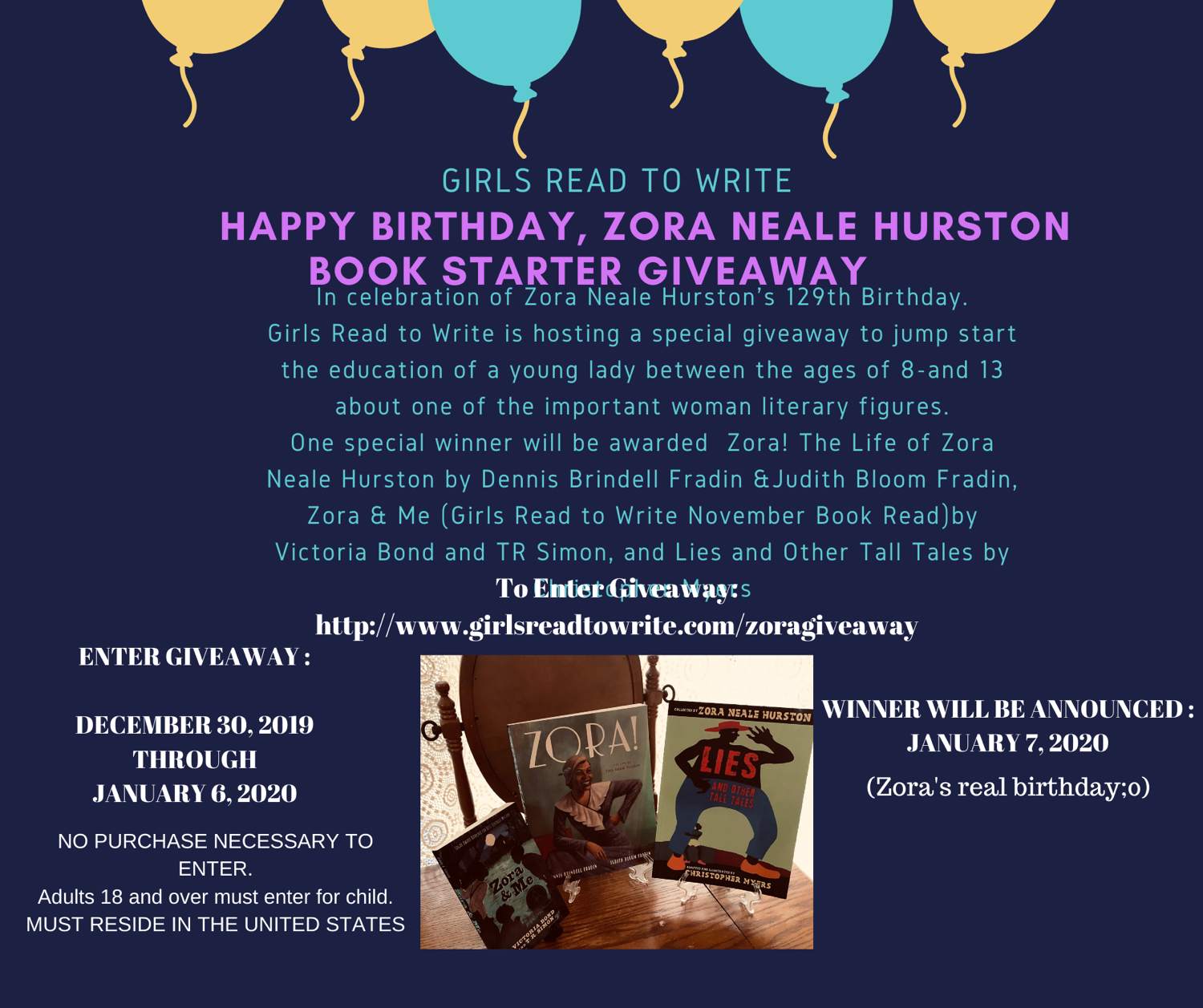Happy Birthday, zora Neale Hurston