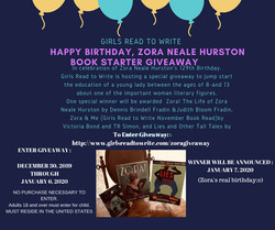 Happy Birthday, zora Neale Hurston