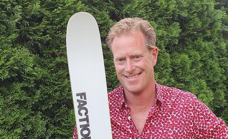 Ski Paintings by Mark Gear