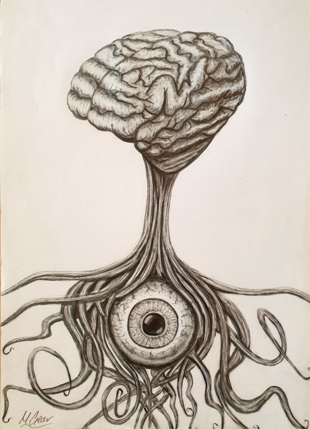 Drawing: Mind's Eye