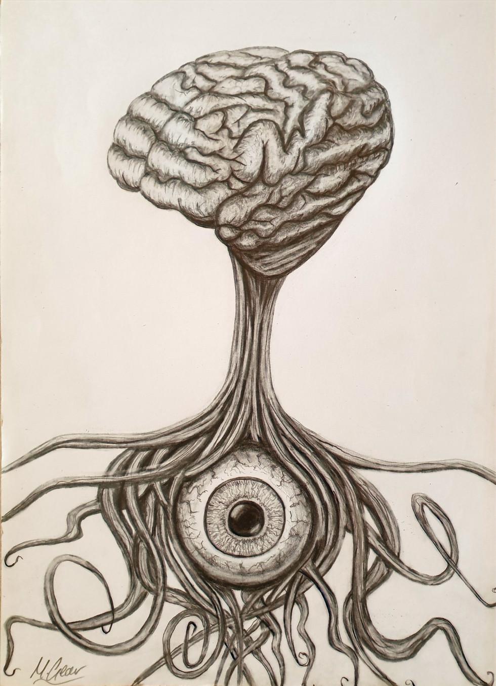 Drawing: Mind's Eye