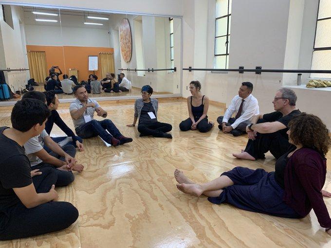 Workshop Mexiko
