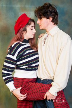 Megan and Jarrod