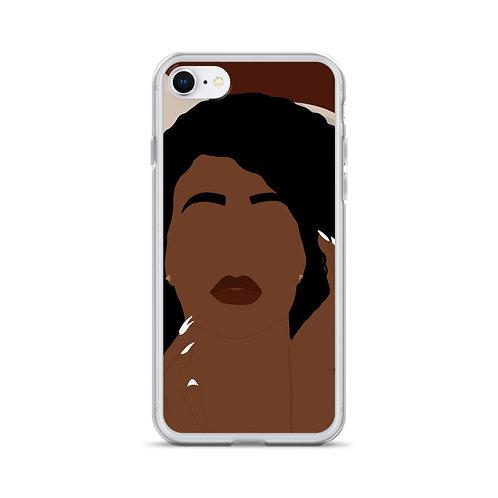 Creative Face iPhone Case
