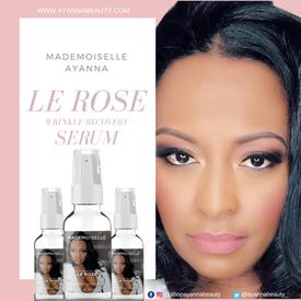 Mademoiselle Ayanna Le Rosé