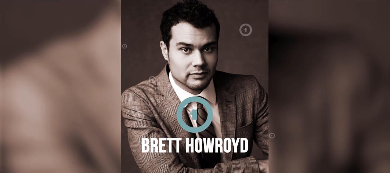 Brett Howroyd Speaker Promo