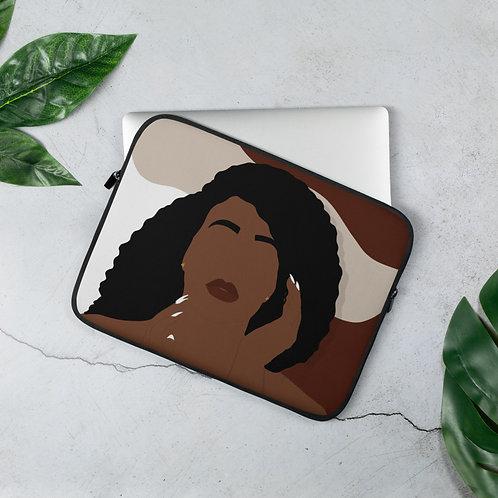 Creative Face Laptop Sleeve