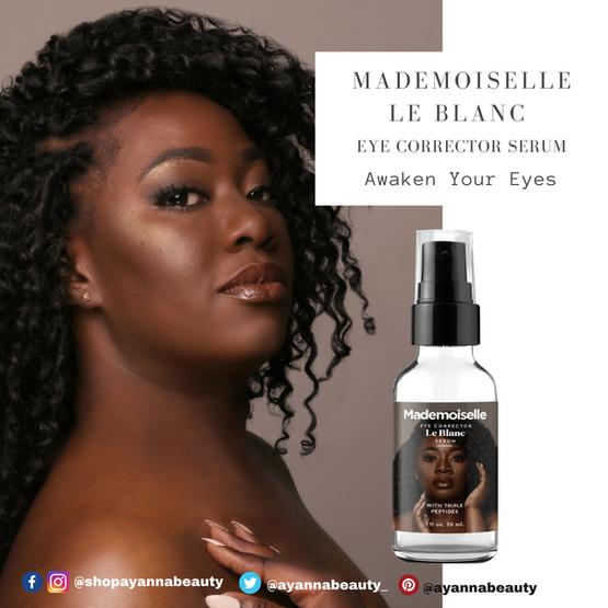 Mademoiselle Le Blanc