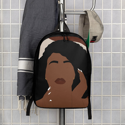 Creative Face Minimalist Backpack
