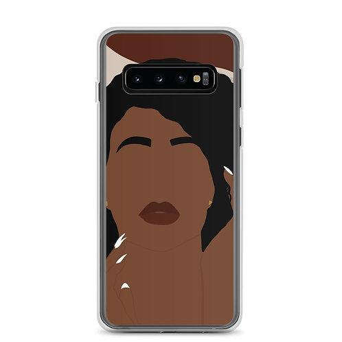 Creative Face Samsung Case