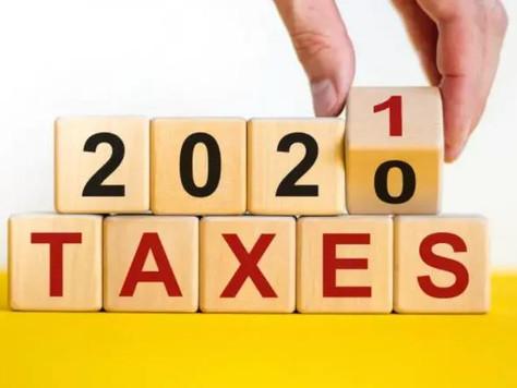 【美信快讯】2021年报税开始!各种截止日期不要忘记!