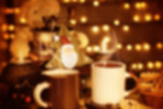 Image of beautiful Christmastime still l