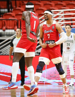 Devon Collier - FIBA AmeriCup '21