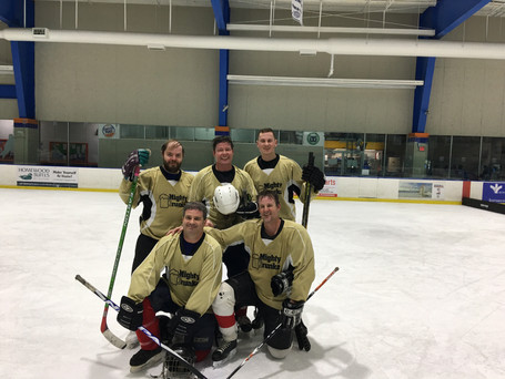 Feb 18, 2017- 3on3 Pond Hockey Cup Results