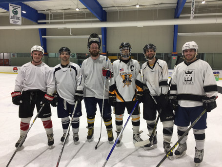 Jan 14, 2017- 3on3 Pond Hockey Cup Results