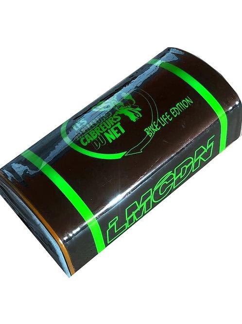 Sticker Mousse de guidon LMCDN vert