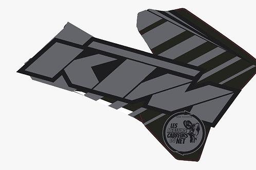 450SXF NOIR