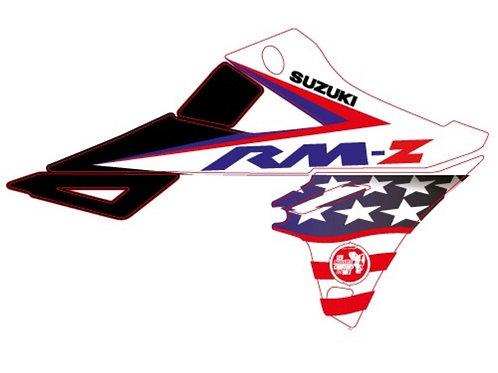 RMZ Blanc USA